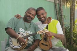 Arlindinho finaliza música nova de Arlindo Cruz e detalha tratamento do pai: 'Homenagem e respeito'