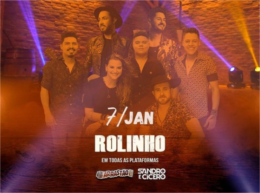 """""""Rolinho"""", mais um lançamento inédito do Grupo Arrastão com participação de Sandro e Cícero"""
