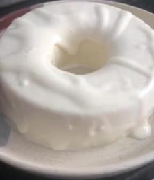 Sorvete de Cream Cheese