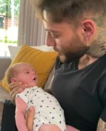 Lucas Lucco lança a música ''Meu melhor amigo'' em homenagem ao filho recém-nascido