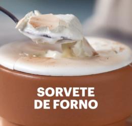 Sorvete de Forno