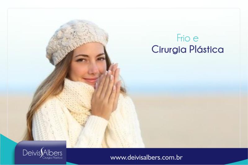 Frio e Cirurgia Plástica