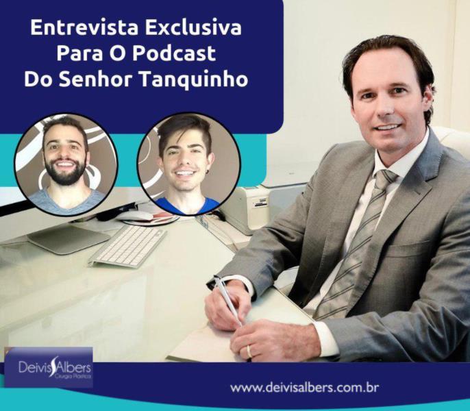 Entrevista Dr. Deivis para o Blog Senhor Tanquinho