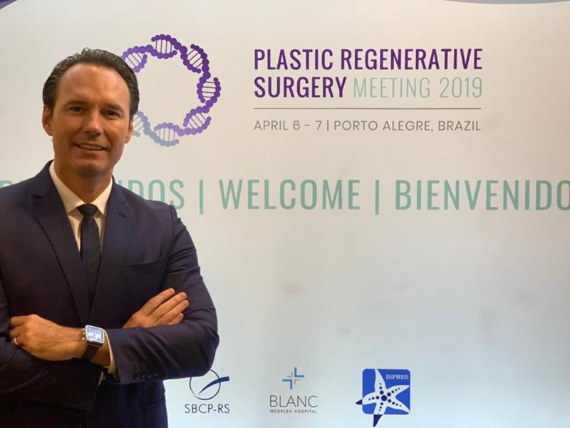 Participação em eventos: Meeting Cirurgia Regenerativa
