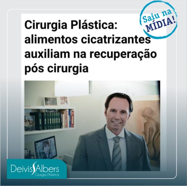 Dr Deivis na mídia