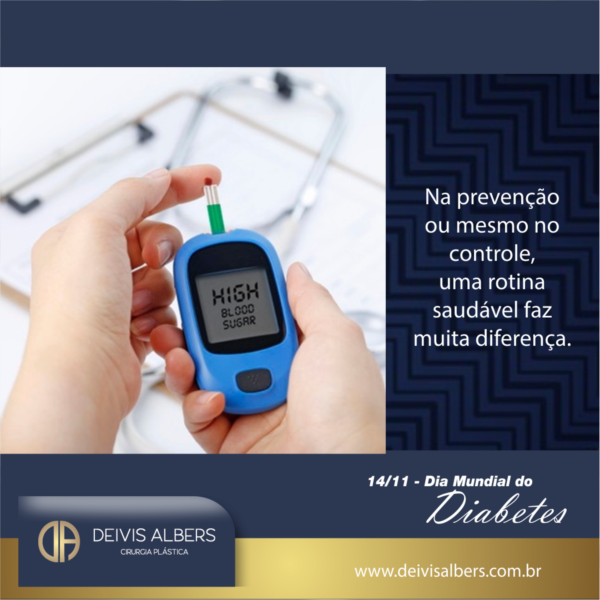 Reflexão sobre no Dia Mundial do Diabetes
