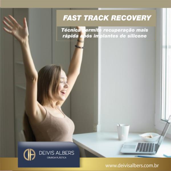 Fast Track Recover: você já ouviu falar sobre esta técnica?
