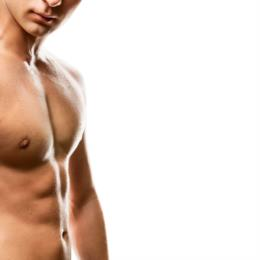 Redução mamária masculina