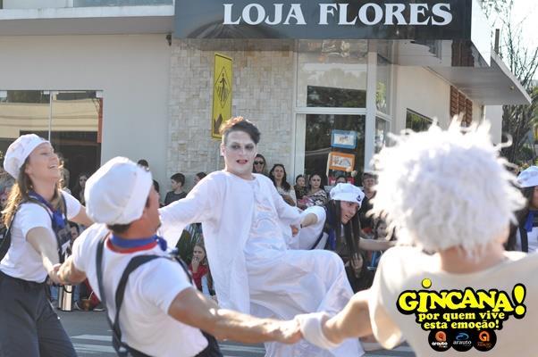 Largados apresentou o Brasil da criança