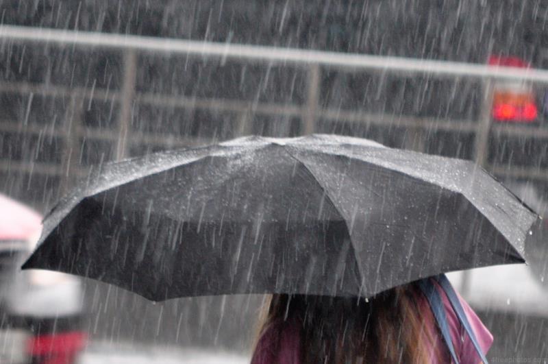 Chuva deve atingir a região a partir desta segunda-feira
