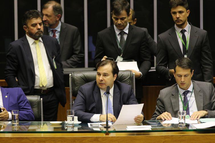 Deputados rejeitaram os oito destaques apresentados e mantiveram sem alterações o texto principal