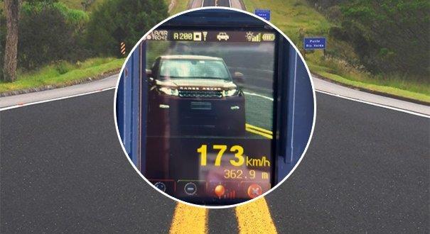 Uso de radares móveis é suspenso em rodovias federais