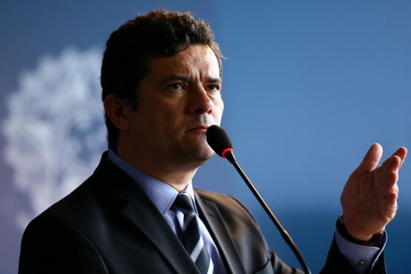 O ministro da Justiça e Segurança Pública, Sergio Moro, voltou a defender, nesta quarta-feira (4), a prisão de réus condenados em segunda instância