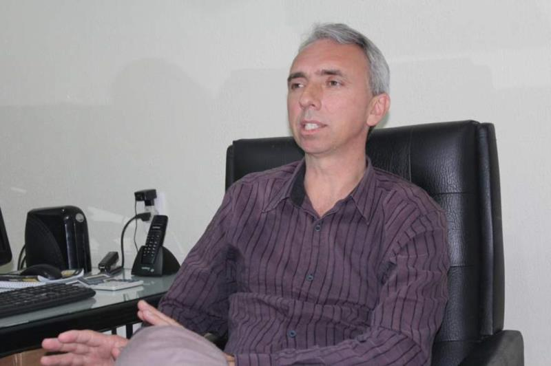 Paulo Butzge é vice-presidente da Amvarp