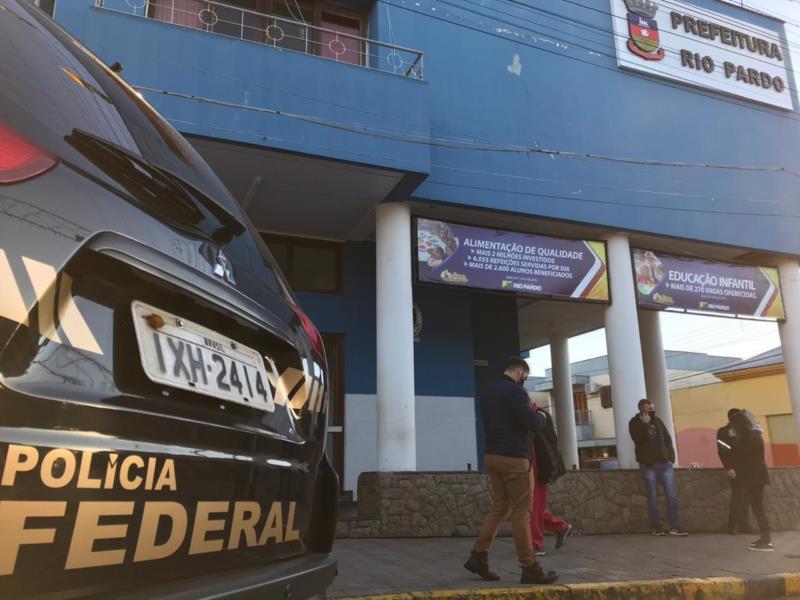 Prefeito Rafael Barros foi preso na última quarta-feira