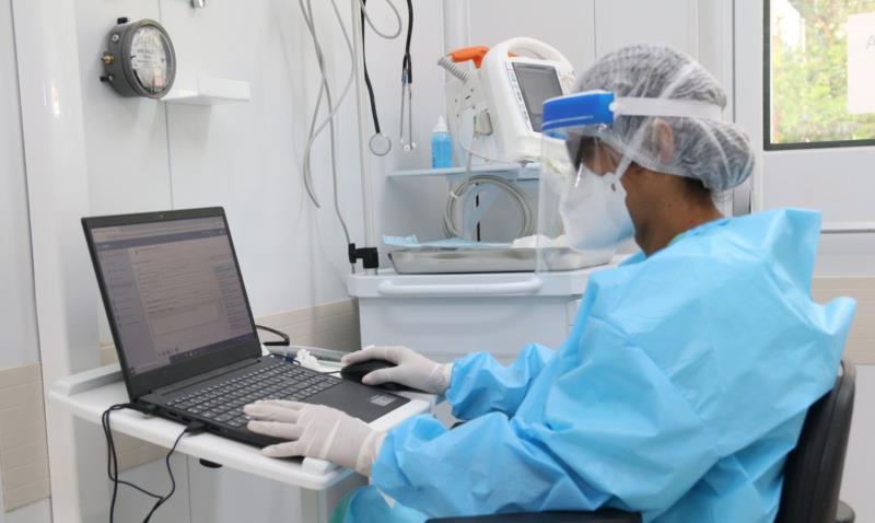 O resultado foi obtido com testes in vitro