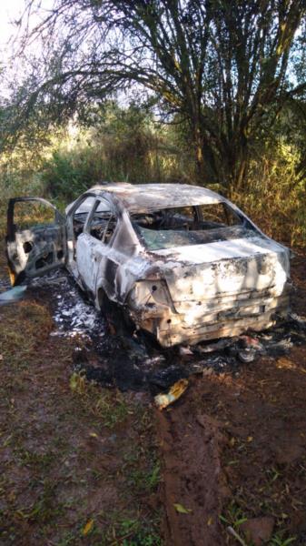 Crime de incêndio criminoso está sendo apurado