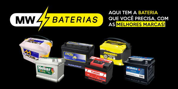 PUBLICIDADE:MW Baterias