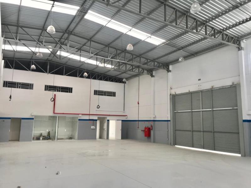 Obras iniciaram ainda em 2019