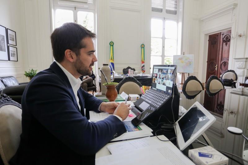 Evento virtual teve participação de autoridades do setor público e lideranças empresariais