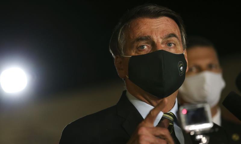 Presidente passou últimas semanas isolado no Palácio do Alvorada