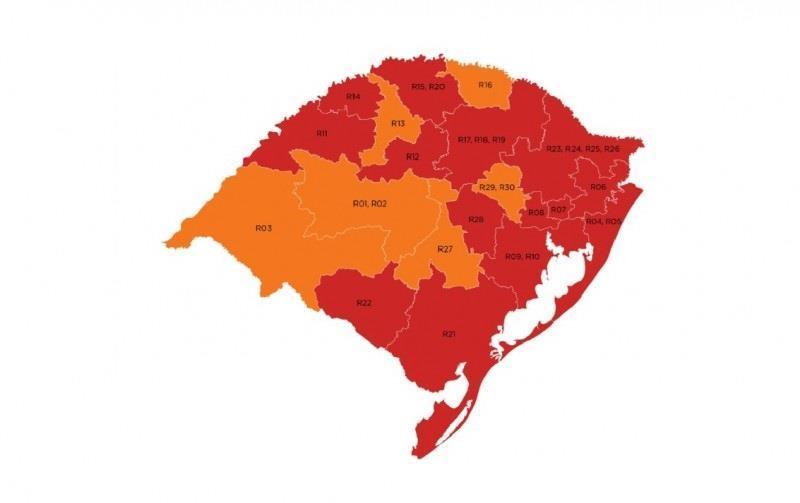 Vale do Rio Pardo vive segunda-feira de expectativa quanto ao resultado do recurso contra bandeira vermelha