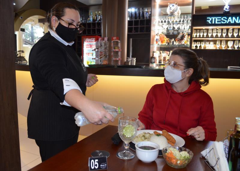 Para alavancar movimento, hotel aposta na gastronomia