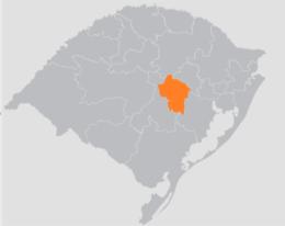 Região de Santa Cruz mantém bandeira laranja
