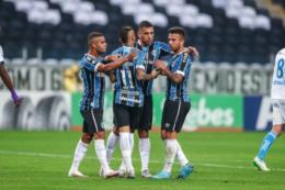 Com emoção, Grêmio vence o Novo Hamburgo e avança no Gauchão