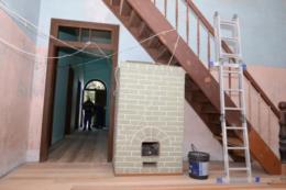 Obra da Casa de Cultura será concluída com verba da Câmara e serviço da Prefeitura