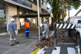 Prefeitura vai implantar semáforos na esquina das ruas Venâncio Aires e 28 de Setembro