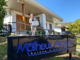 Em novo endereço, Matheus Araújo quer fortalecer a marca em Santa Cruz do Sul