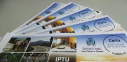 Pedidos de isenção do IPTU de Venâncio podem ser feitos até fim de setembro
