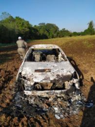 Veículo é roubado durante assalto no interior de Venâncio Aires