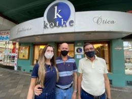 Joalheria e Ótica Kothe: quase 80 anos de comprometimento e qualidade
