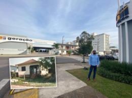 """""""Eu não tinha dinheiro para investir, mas eu conhecia o ramo"""", diz proprietário da Geração Materiais para Móveis"""
