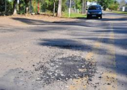 Estradas vicinais têm recebido apenas tapa-buracos