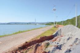 Até novembro, pista do Lago Dourado deve estar duplicada