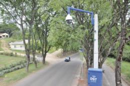 Sala de monitoramento de Vera Cruz  aguarda equipamentos e parte elétrica