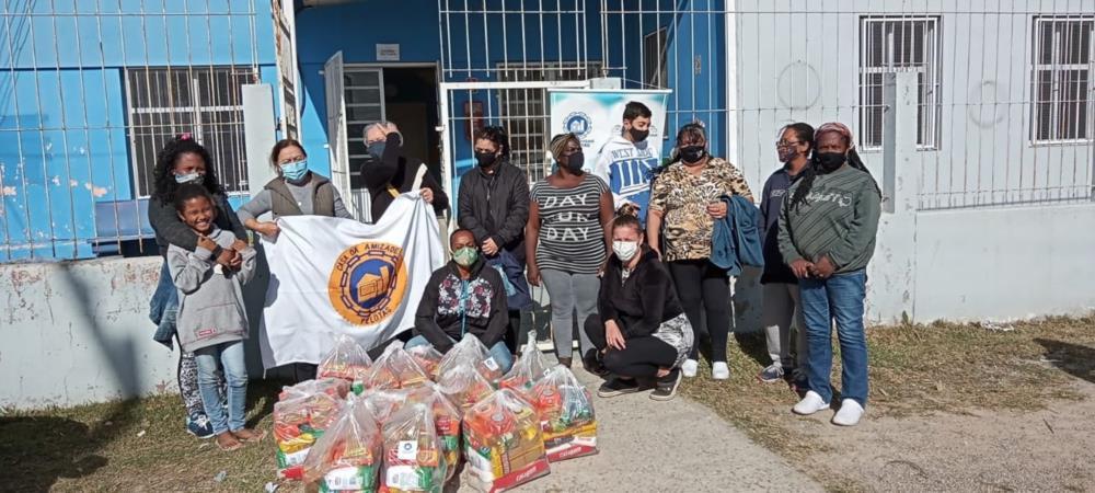 As casas da Amizade na Pandemia