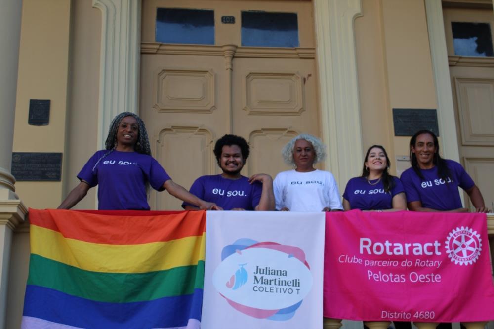 Eu sou porque nós somos Rotaract Club Pelotas Oeste