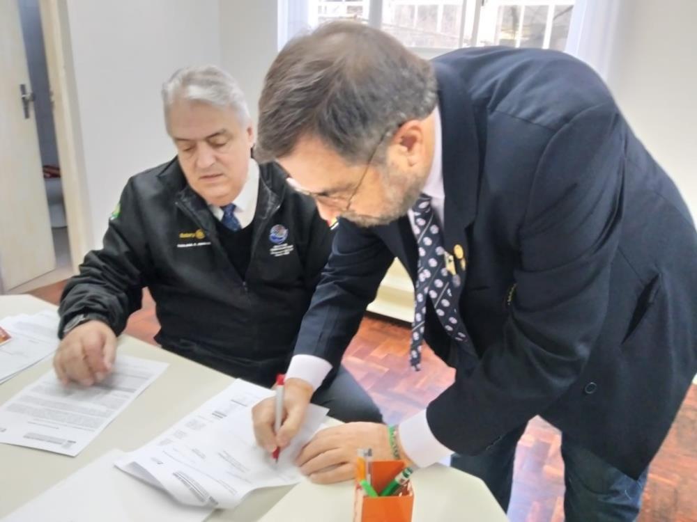 Rodrigo Baptista Moreira, Diretor ULBRA São Jerônimo