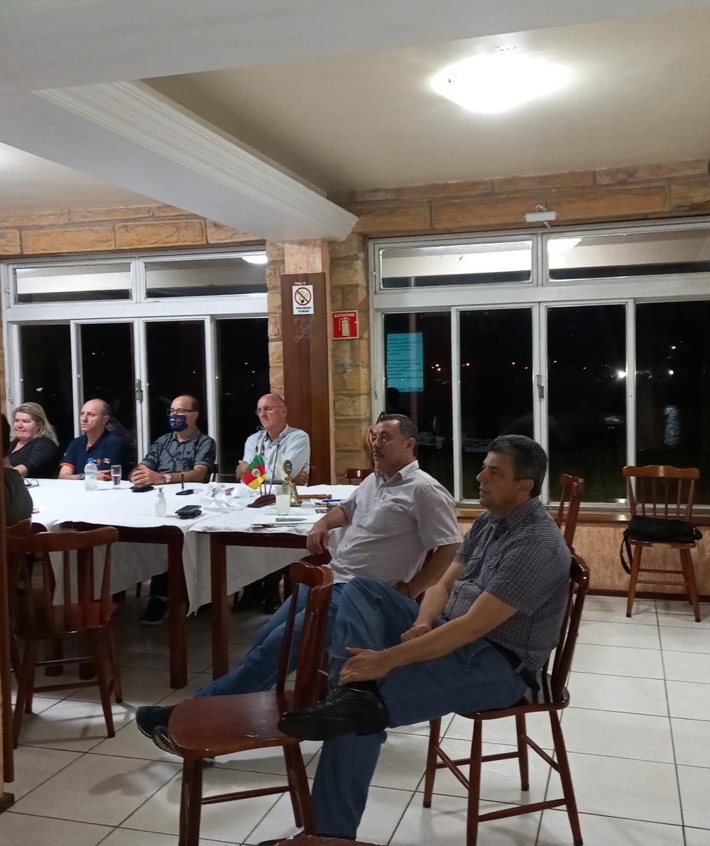 Reunião de Instrução Rotaria