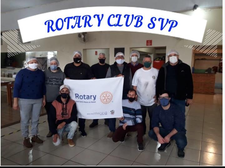 38º Feijoada Do Rotary Club SVP