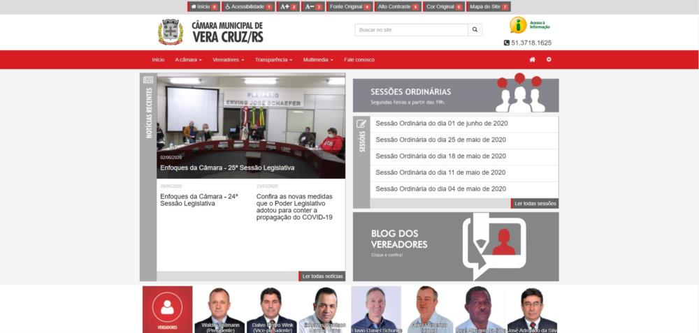 Câmara Municipal de Vera Cruz - RS