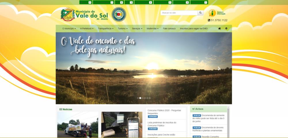 Prefeitura Municipal de Vale do Sol - RS