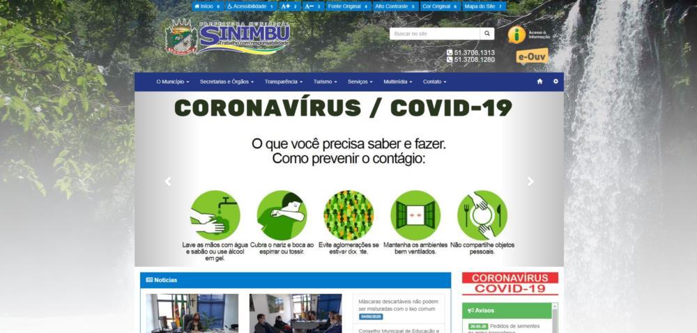 Prefeitura Municipal de Sinimbu - RS