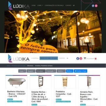 Ludika Eventos & Locações