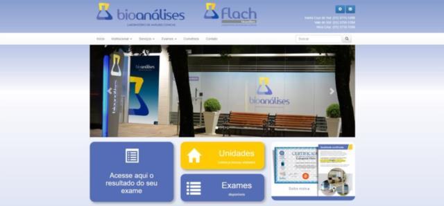 Bioanálises Laboratório